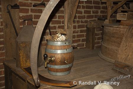 Inside of Meadow Run Mill General Store...
