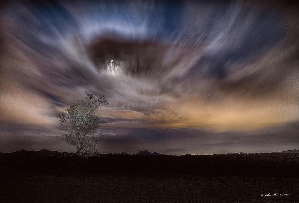 Crazy Night Sky