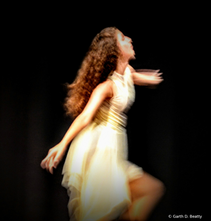 Dancer from Linda England's School of Dance