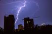 Lightning strikes...