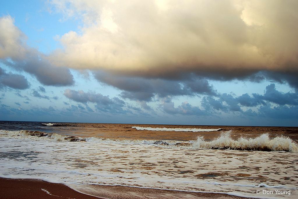 Lake Michigan Wave - ID: 15933785 © Don Young
