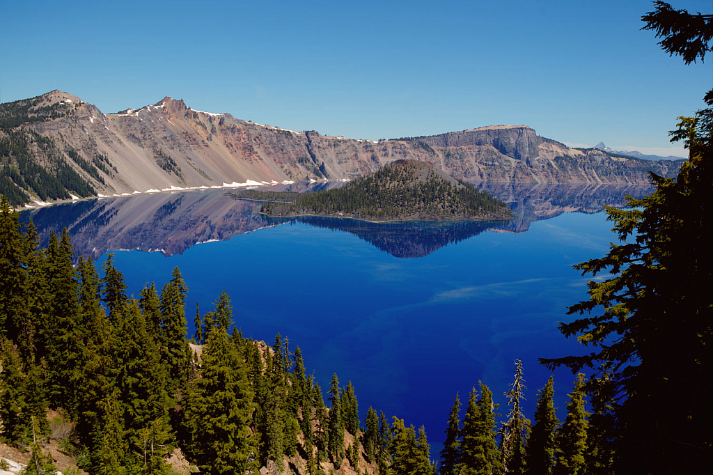 Indescribable! Bluest of blue, Crater Lake