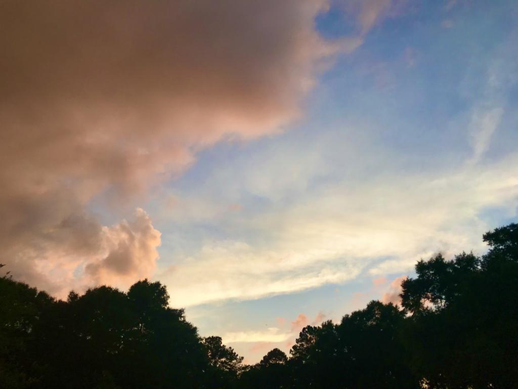 Pink cloud - ID: 15934383 © Elizabeth A. Marker