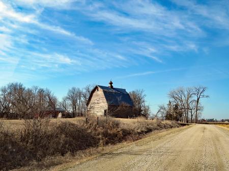Nice Old Barn