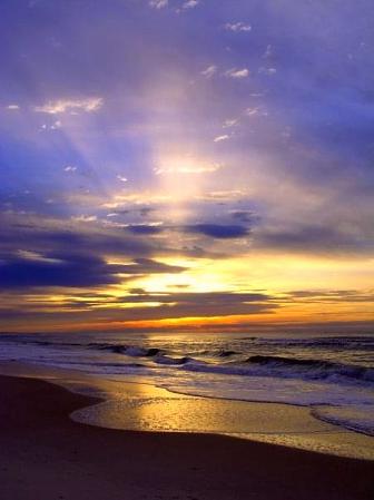 Pensacola Beach is G.G. Leger