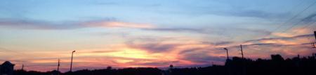 Across Pastel Sky