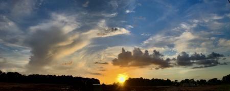 Bold sunset 1