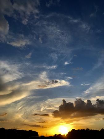 Bold sunset 2