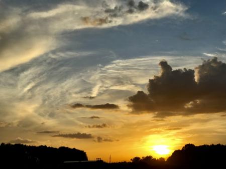 Bold sunset 3