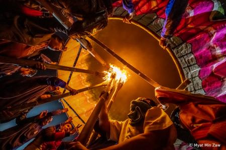 taunggyi festival