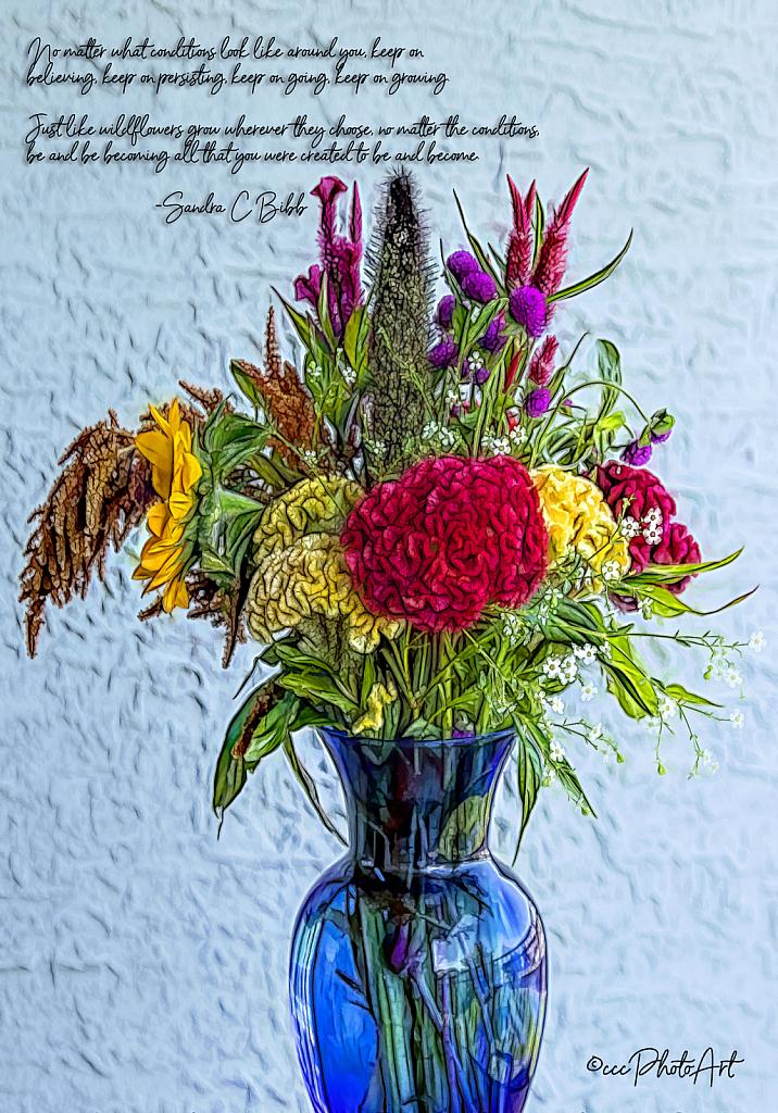 Glorious Wildflowers