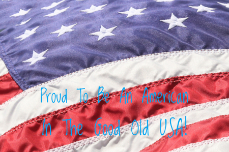 Proud To B An American