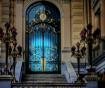 ~ ~ BLUE DOOR ~ ~...