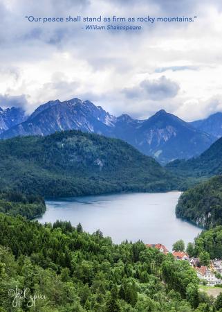 Peace As A Mountain