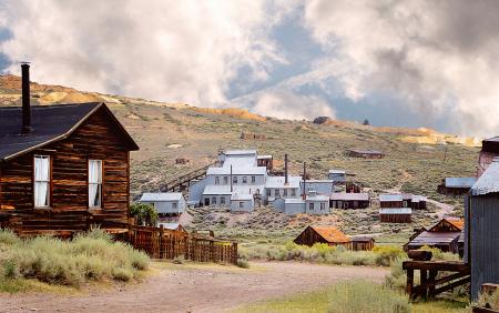 The Bodie Mine