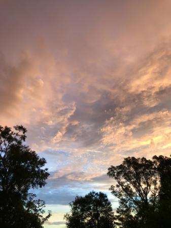 Stunning Morning Sky