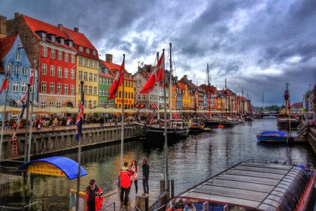 ~ ~ COPENHAGEN, DENMARK ~ ~