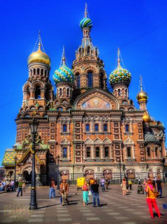 ~ ~ SAINT PETERSBURG, RUSSIA ~ ~