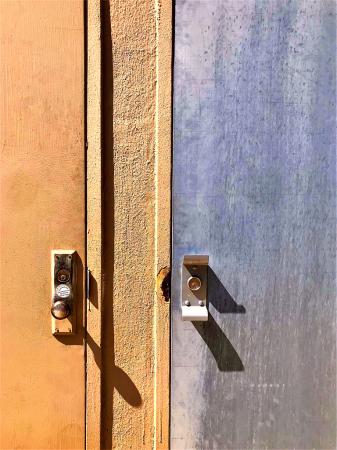 Neighboring Doors