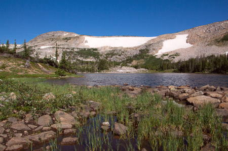 East Glacier Lake