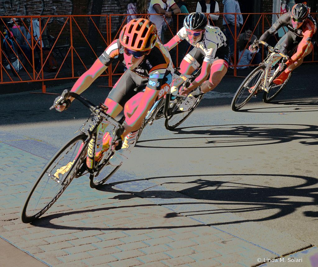 Peter Max Bikers