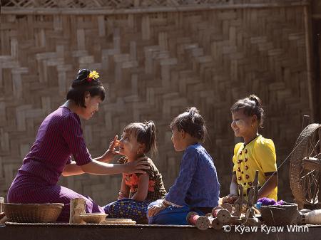 Culture of Myanmar