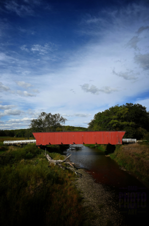 ~ ~ COVERED BRIDGE # 2 ~ ~