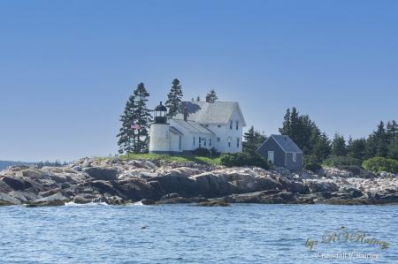 Winter Harbor Lighthouse...
