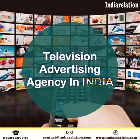 television advertising agency in India