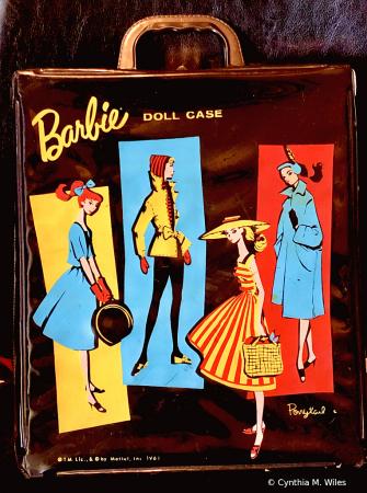 50's Barbie Case