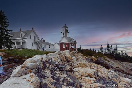 Pemaquid Pt. Lighthouse...