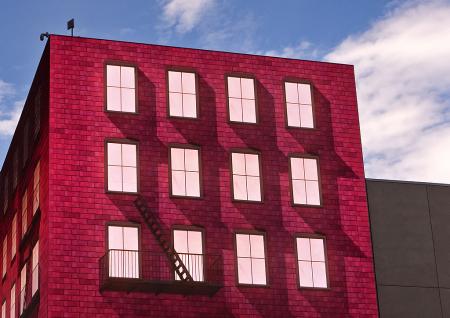 Pink Windows