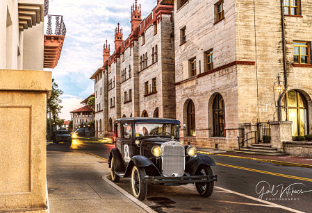 1929 Ford Model A in St. Augustine