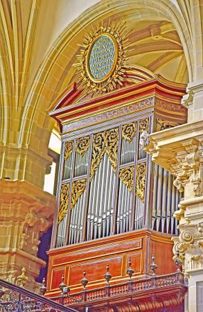 Church Classic Organ.