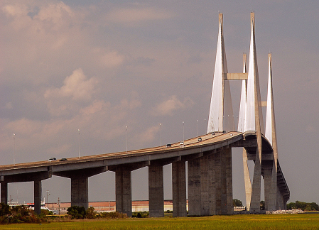 Sidney Lanier Bridge, GA