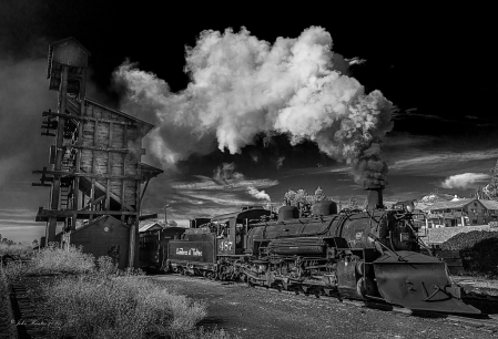 Chama Station Infrared