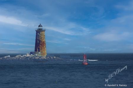 Whaleback Ledge Light Station