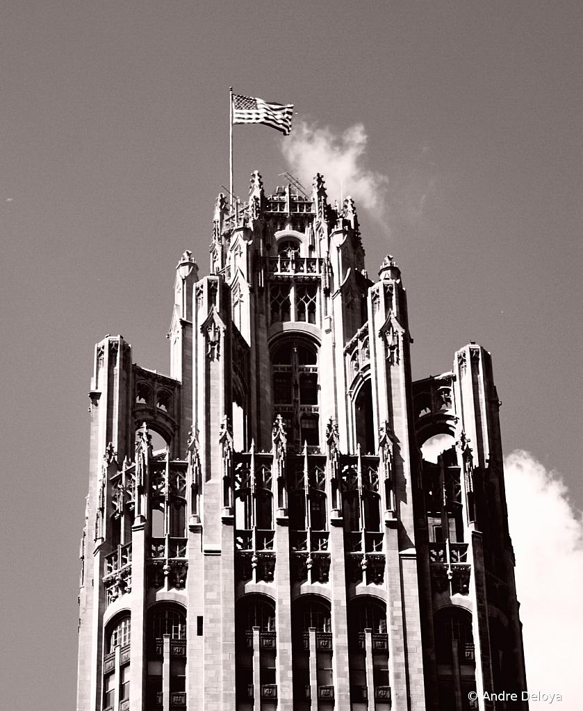 Tribune's  Gothic Cap