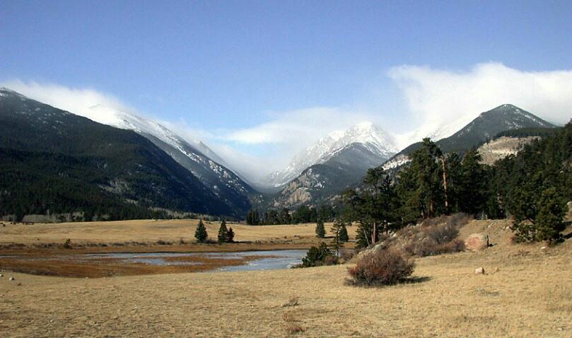 Sundance Mountain & Mount Chapin