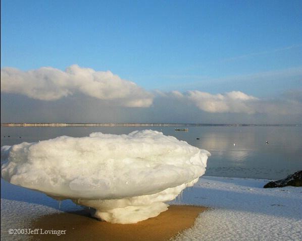 Sunny Iceberg