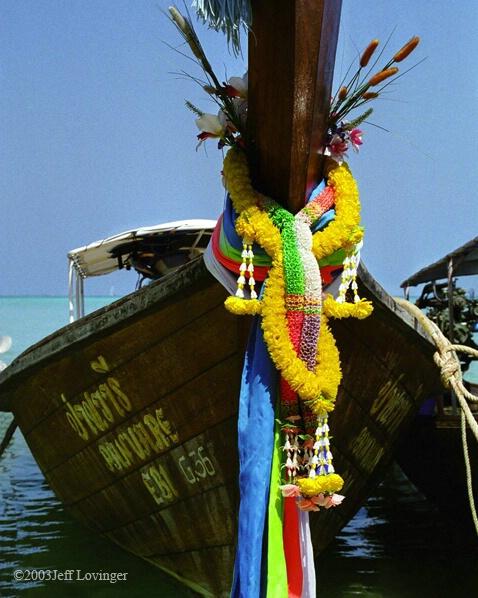 Thai Boat