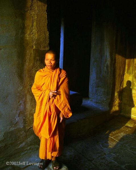 Angkor Monk