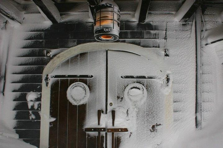 Snow Man Doors