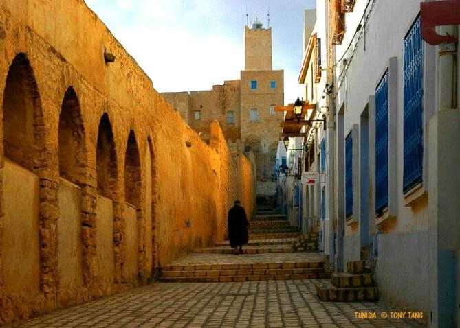 Tunisia - Homeward Bound