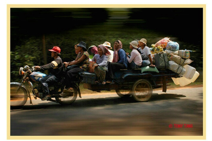 Local Transport Cambodia