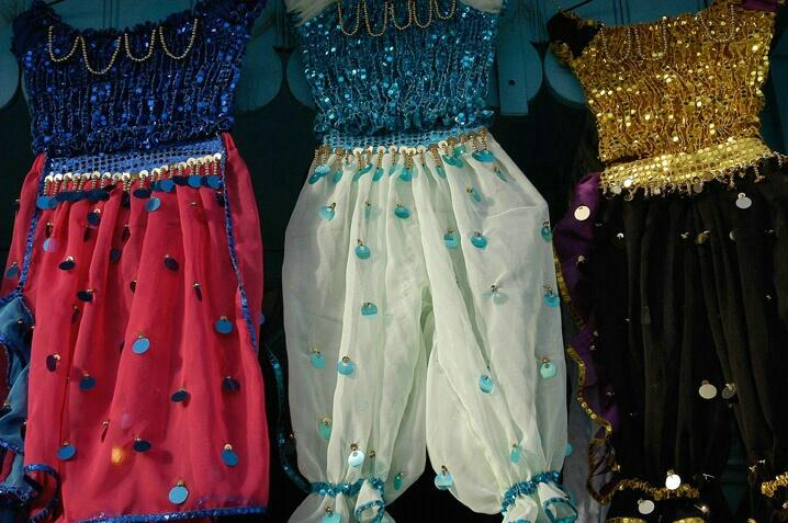 Tunisian Cultural Costume