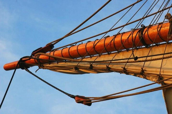 Mast Detail