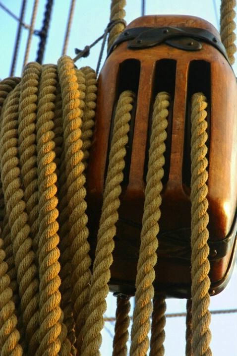 Ropes Detail