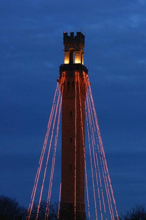 Moument Christmas Lights