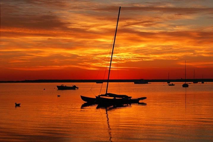 Sunrise Catamaran